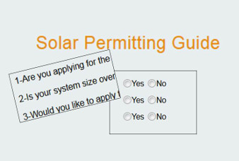 Interactive Solar Permitting Guides