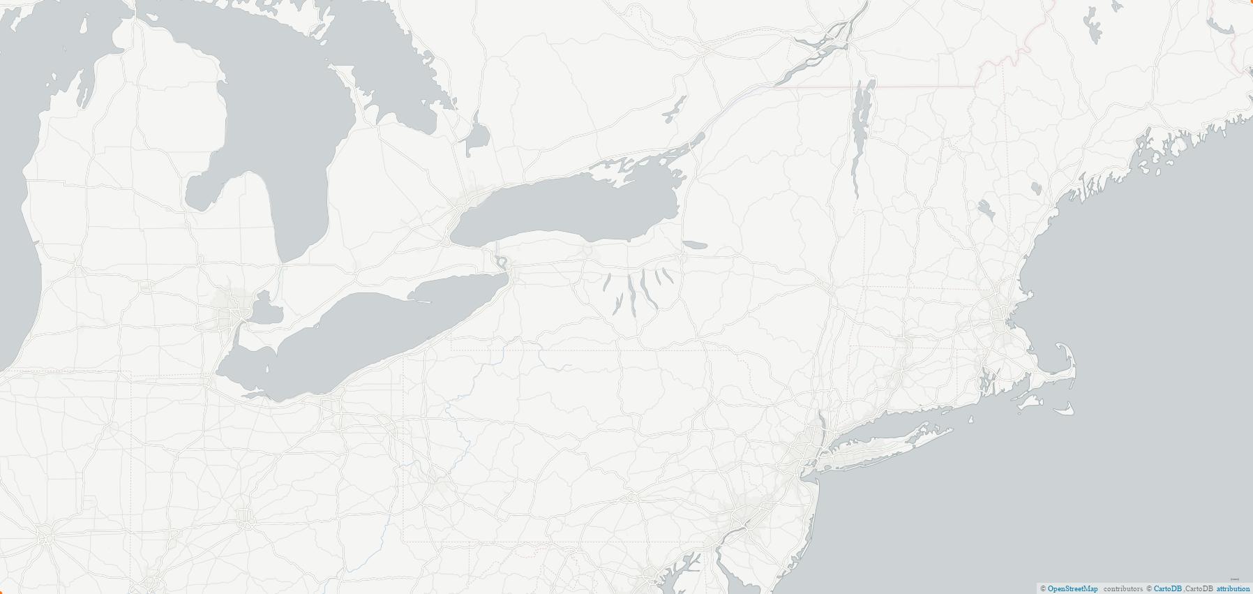 NY Solar Map - Map ny